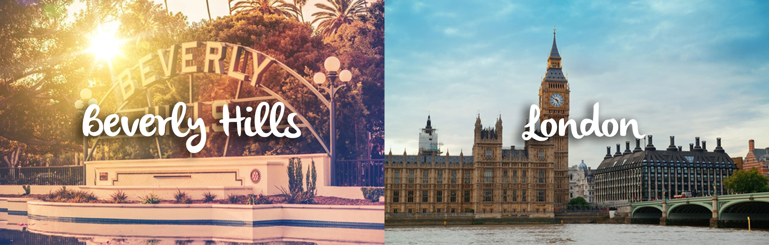 beverly hills and london