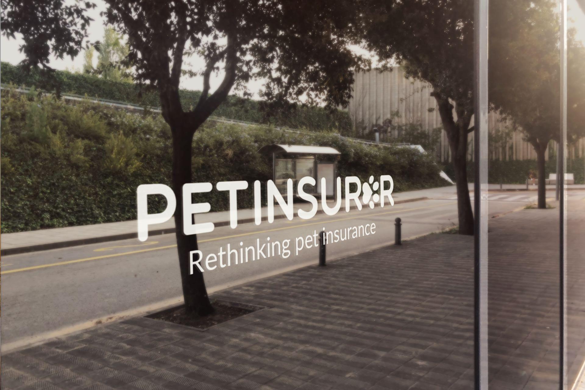 petinsurer logo window store client yeti