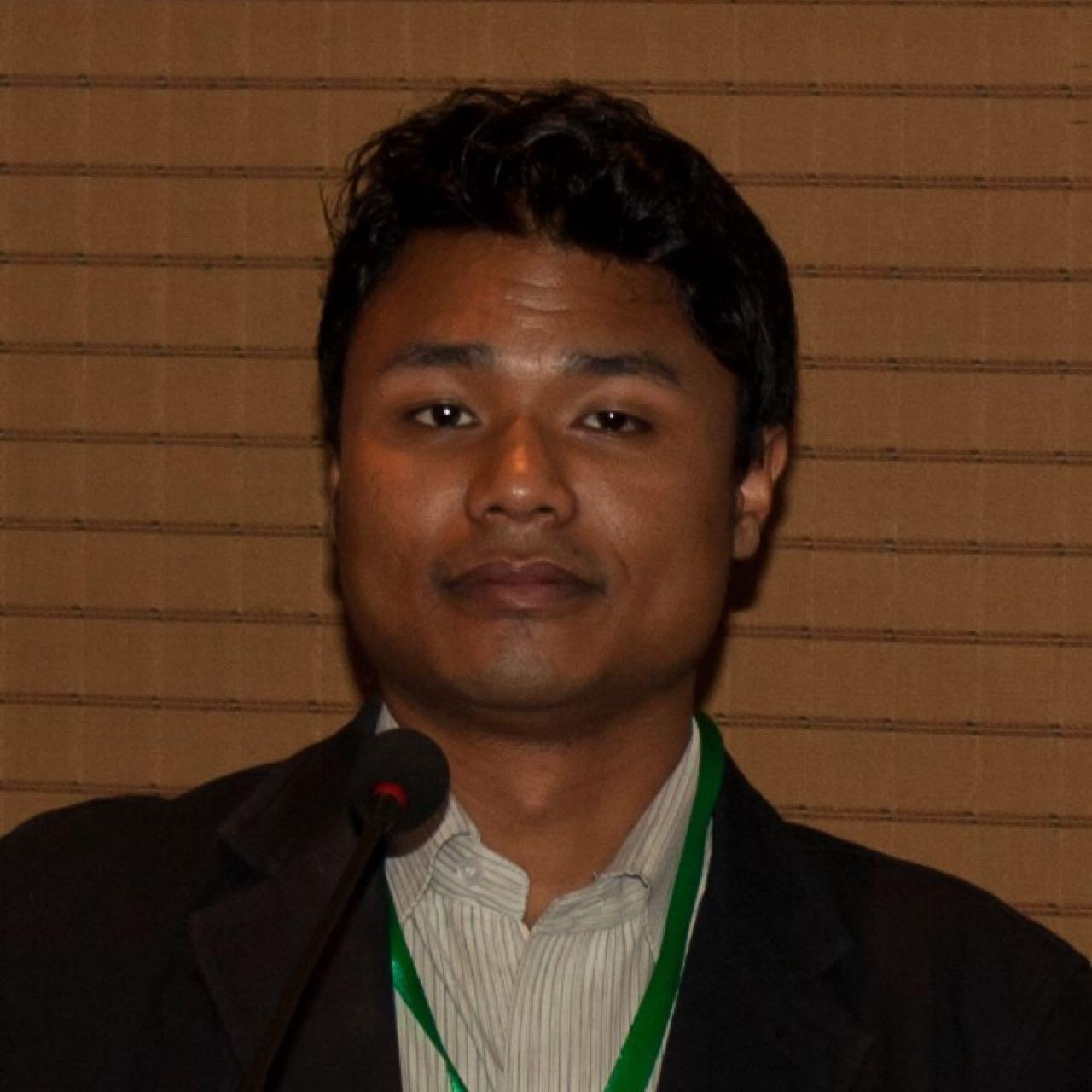 Suresh Shrestha Yeti