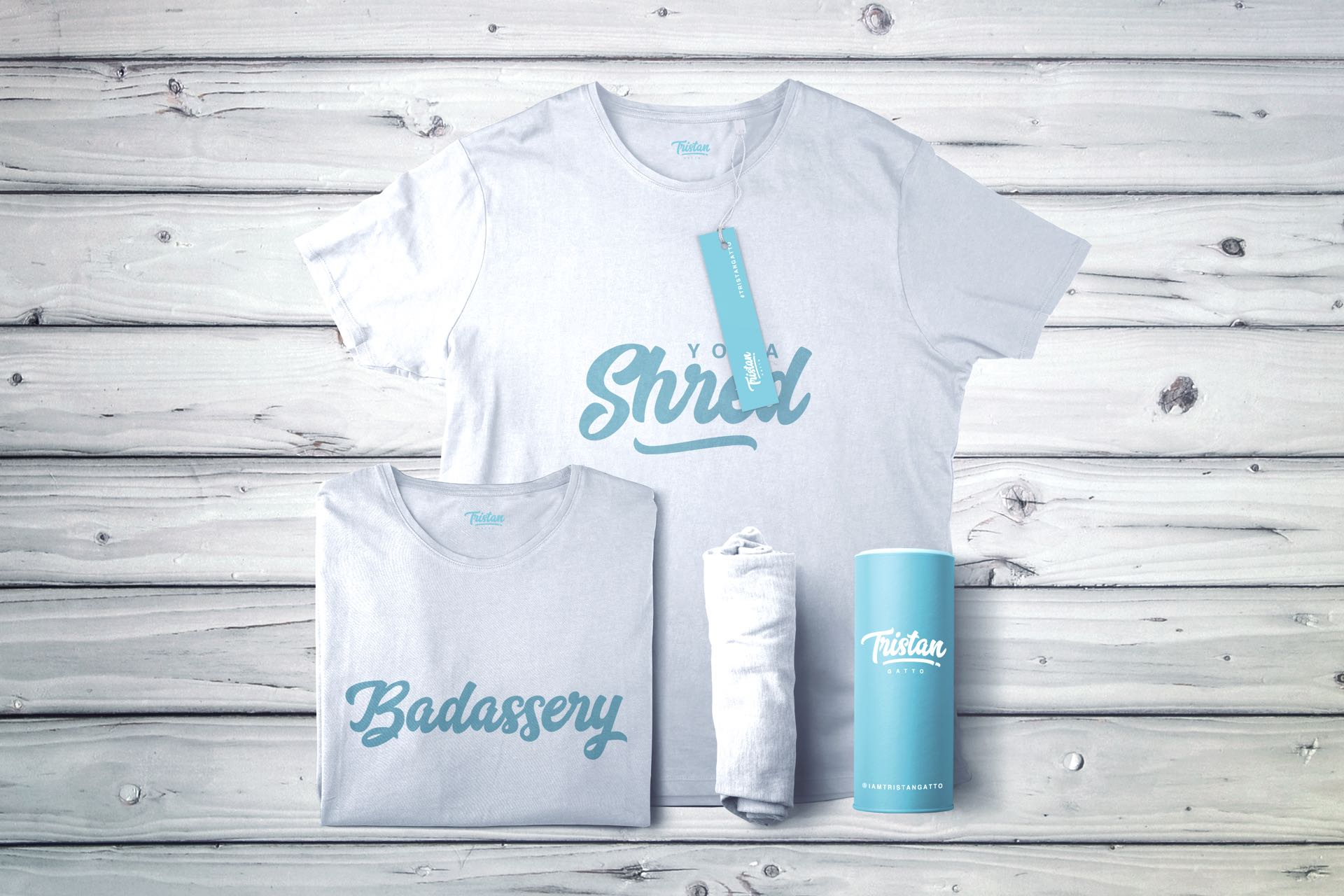 badassery yoga apparel yeti client